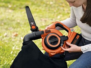 aspirateur souffleur sans fil Black & Decker GWC3600L20