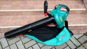présentation aspirateur souffleur Bosch ALS 30
