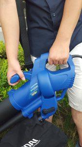 test aspirateur souffleur broyeur Hyundai HAS3200V